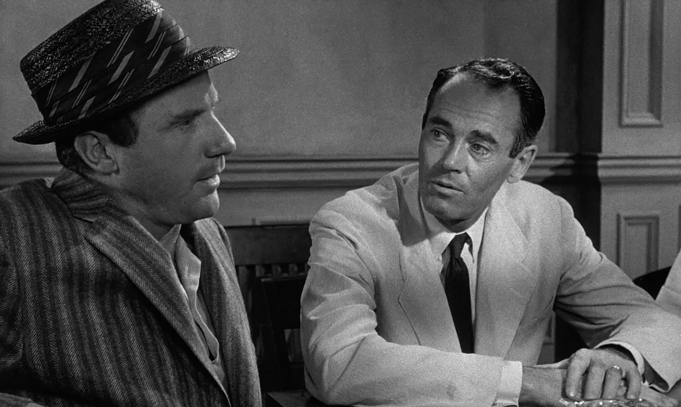 12 angry men critical essays